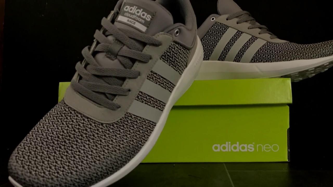 green adidas cloudfoam