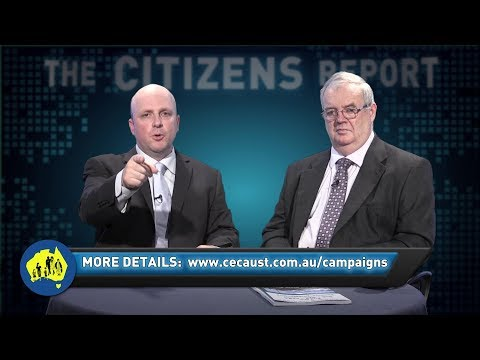 1 November 2019 – The Citizens Report - The Economic Fight Of Our Lives / Katter's Bank Audit Bill