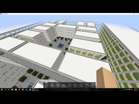 AXEL THE MINECRAFT ARCHITECT CHANNEL TRAILER