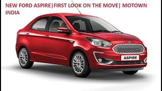 New 2018 Ford Aspire | First Look before final review