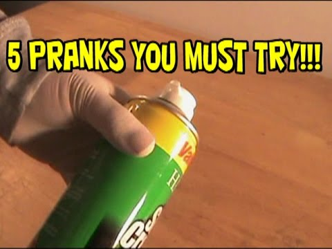 5 Pranks You MUST TRY on April Fool's Day!