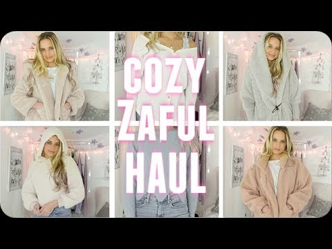 [VIDEO] - Zaful Haul / Winter Clothing Haul 2019 / Try On / Affordable Fall Clothing Haul 1