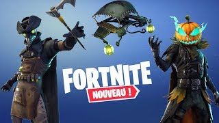 FORTNITE : Les Futures Skins, Danses, Pioches... (MAJ 6.02)