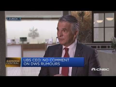 UBS CEO: Too early to change our outlook for 2019 | Squawk Box Europe