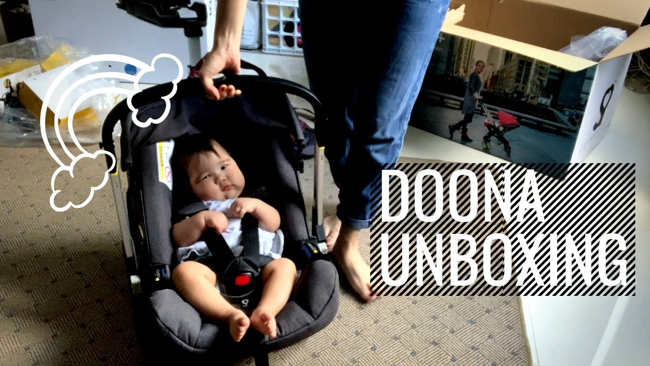 Baby Car Seat For Sale Philippines Unboxing Doona The Next Generation Carseat With Pancho