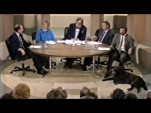 BBC Question Time 9 January 1986