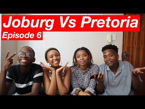 Is Joburg better than Pretoria? | Vlogmas day 6