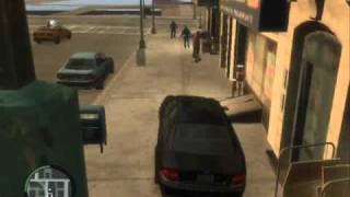 GTA IV Gameplay on a very old PC