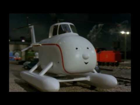 A Bad Day For Harold The Helicopter (Thomas The Jet Engine AUS DVD)