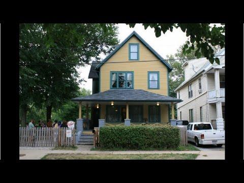 a christmas story house museum tour - Christmas Story House