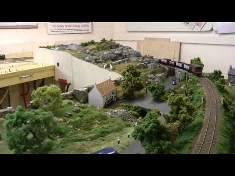 The BRM project layout: Amberdale (Layout in a Shed) – Project Completed!