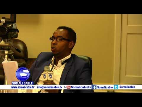 Barnaamijka Martida Somali Cable wareysiga safirka  Safaarada Somaliya Ee K Africa By Yariisow 18 04