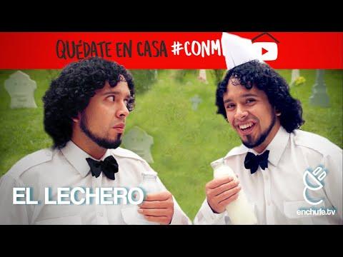 REPLAY: El Lechero #QuédateEnCasa #Conmigo
