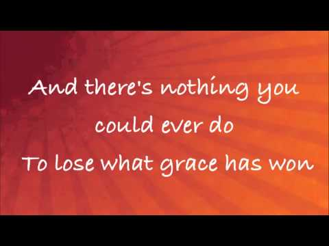 Matthew West - Mended - with lryics (2015)