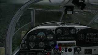 FS2004 SibWings SAAB 91 Safir