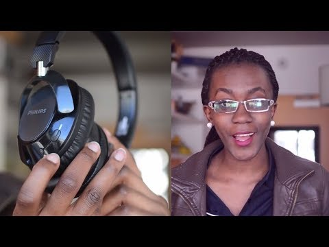 Philips SHB9850NC Bluetooth Wireless Headphones REVIEW