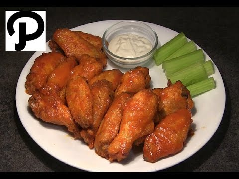 How To Make THE BEST Buffalo Chicken Wings: Buffalo Wings Sauce Recipe