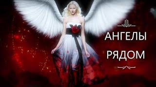 music for an angel awesome video clip + (HD quality + 4k)