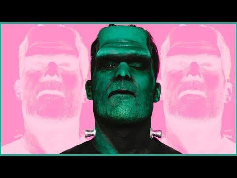 I turned my husband into Frankenstein's monster thumbnail