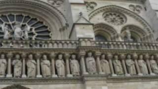 Собор Парижской Божьей Матери; Notre-Dame de Paris(Собор -символ Парижа и Франции! Одно из самых красивейших и значимых в мире готических знаний., 2009-11-15T22:17:24.000Z)