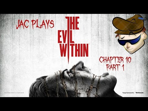Carnival Attraction of Death: JAC Plays: The Evil Within (Ch 10 Pt 1)