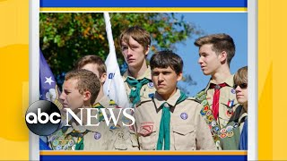 Are the Boy Scouts trying to recruit girls away from the Girl Scouts?