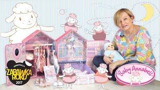 Baby Annabell Domek z sypialnią dla lalek, MGA