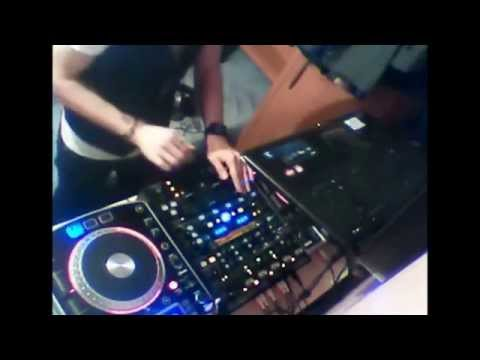 TECHNO Live Mix Dj.Sasha J (ClubNBAR.Paris)  # 02