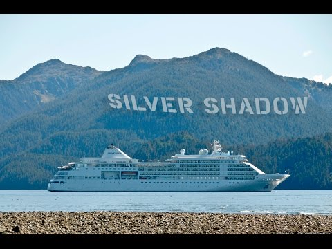 Alaska Cruise aboard the Silver Shadow
