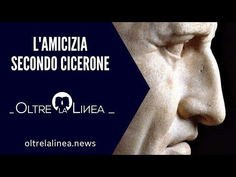 L'amicizia secondo Cicerone: una parola importante da usare con cura