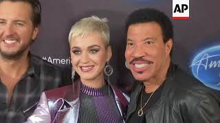 'American Idol' contestant: Perry kiss not harassment Video