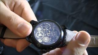 This is the Memorigin Military Tourbillon Mo 0707 watch from Hong K...
