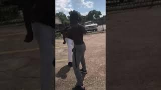 Houston fights
