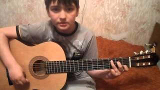 Видео урок от Миши (Начальная песня Время приключений)