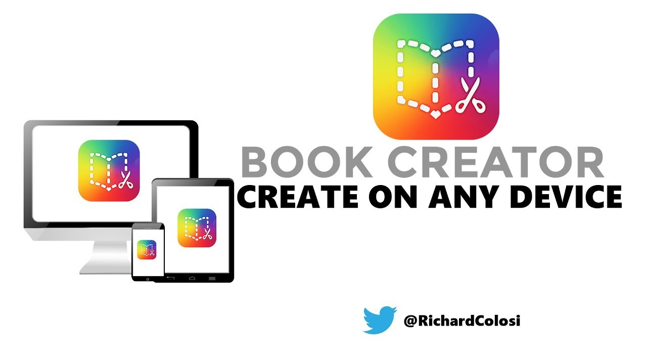 Book Creator For Teachers - Create on iPad, Chromebook or PC!
