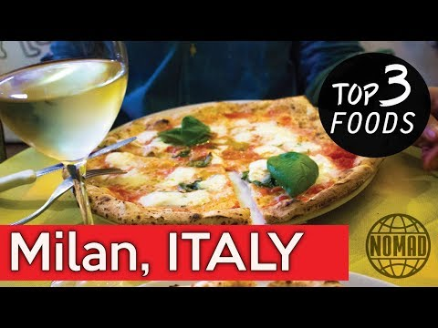 Milan Food Guide | Top 3 Best Places To Eat Milan, Italy
