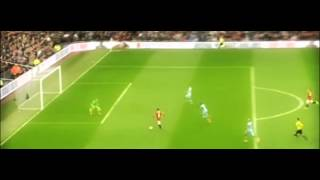 manchester united vs manchester city all goals 25/10/2015