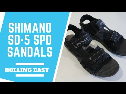 5 Rolling Sd Sandals Initial Spd EastShimano Review Youtube n8P0OwkX