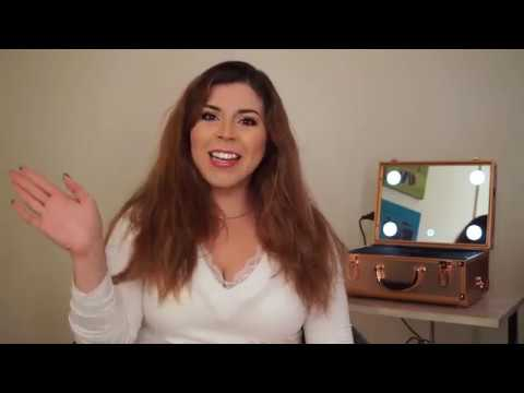 How To Get Beautiful Bouncy Curls With Our Dna Styling Comb Youtube