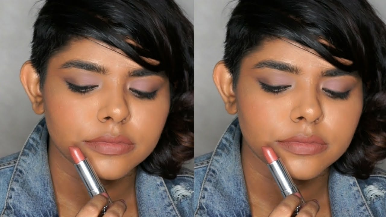 Best Nude/Brown Lipsticks For Dusky/Dark Indian Skin Tone ...