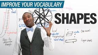 Improve Your English Vocabulary: SHAPES