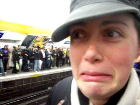 Kathleen and the Paris Transit Strike