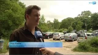 Brandstofdieven slaan toe op camping Castricum