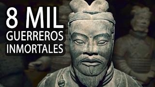 Ejercitos de la historia - los Guerreros de Terracota