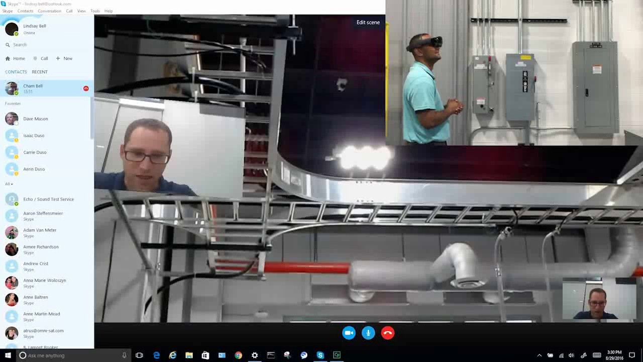 Construction and design apps review for Hololens - HoloGroup