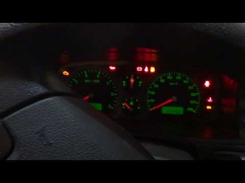 How to fix Ford Falcon Illumination Light issue in Instrument cluster and odometer