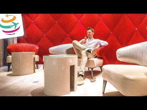 Absolute Spitze! Air France La Premiere Lounge Paris | YourTravel.TV