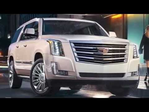 2016 Cadillac Escalade Premium Interior And Features In San Antonio Cavender