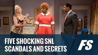 Saturday Night Live: Five shocking scandals and secrets