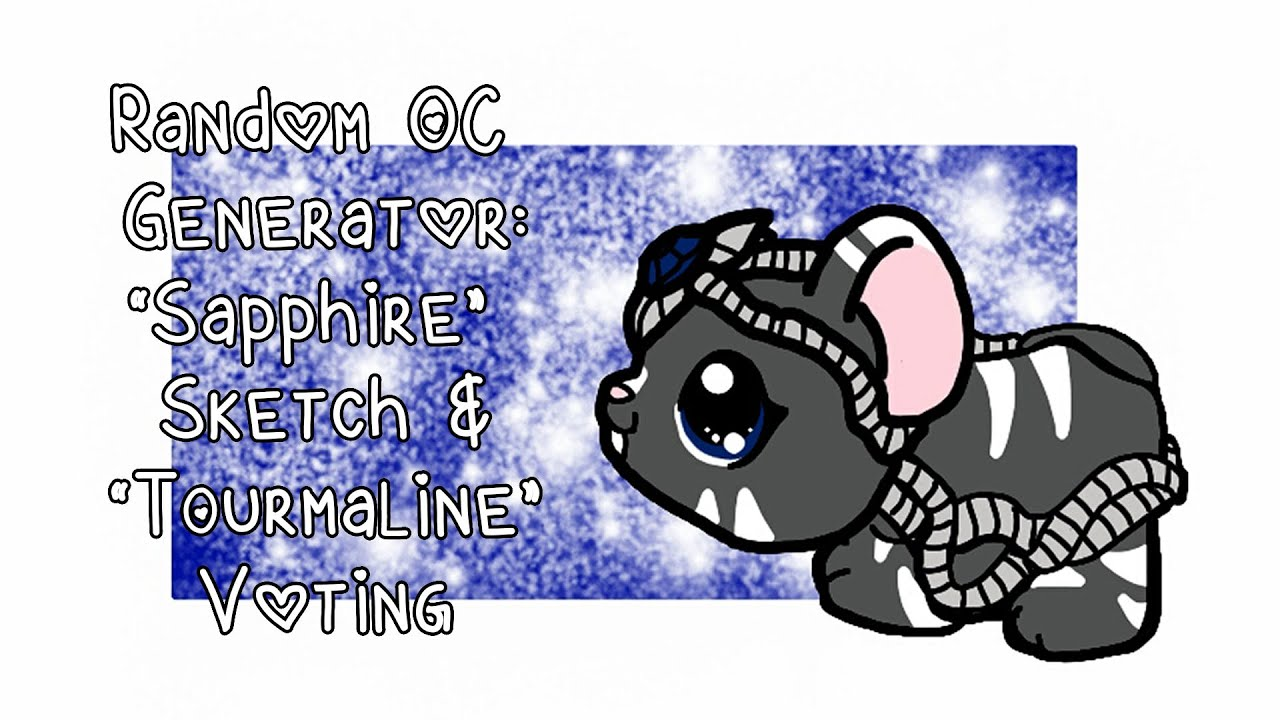 random oc generator